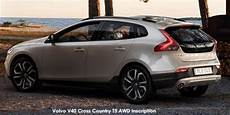 volvo v40 cross country leasing new volvo v40 cross country d3 momentum up to r 62 000