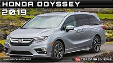 2019 honda odyssey review rendered price specs release