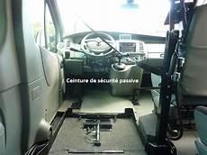 aménagement voiture handicapé prix handitec handroit amenagement du vehicule hors conduite