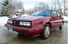 1989 pontiac 6000 ste all wheel drive awd sedan 4 door 3 1l classic pontiac other 1989 for sale