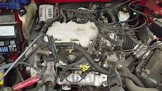 how does a cars engine work 2005 chevrolet blazer engine control cl1199 2005 chevy impala 3 4l engine youtube