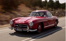 Mercedes 300 Sl - mercedes crushes unauthorized replica 300 sl gullwing