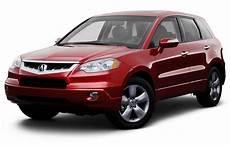 2008 Acura Rdx Mpg