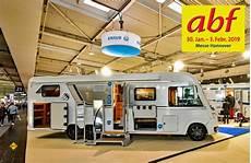 Caravan Messe 2019 - freizeitmesse abf hannover caravaning bereich deutlich