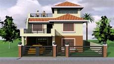 2 storey house design with roof deck youtube