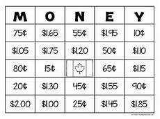 money bingo worksheets 2076 canadian money bingo by primary teaching resources tpt