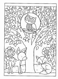 Ausmalbilder Herbst Baum Autumn Colouring Book Brayton C Of E Primary School