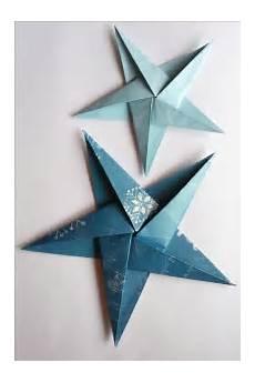 origami anleitung einfach sterne basteln f 252 r weihnachten mit origami anleitung