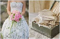 doily wedding accessories decor ideas want that