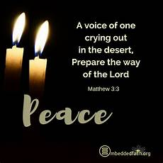 second sunday of advent covers and images cycle