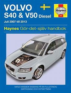 free online auto service manuals 2010 volvo s40 parental controls volvo s40 and v50 2007 2011 haynes repair manual svenske utgava haynes publishing
