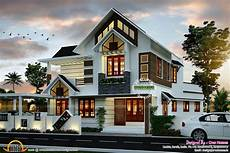 kerala modern house plans with photos super cute modern house plan kerala home design floor