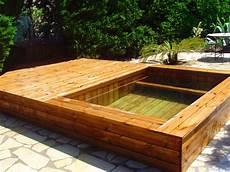 micro piscine bois photos de petites piscines en bois sans liner odyssea piscines