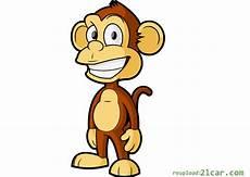 Animasi Monyet Clipart Best