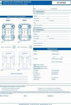 pret de vehicule gratuit contrat de location voiture pdf