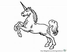Malvorlage Einhorn Pferd Zauberhafte Einh 246 Rner Ausmalen Ausmalbild Einhorn