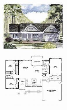 plan 89930ah 3 bedroom craftsman ranch craftsman ranch craftsman house plan 94182 total living area 1720 sq