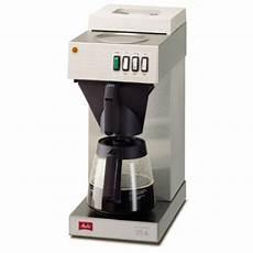 kaffeemaschine melitta m171 mit einer glas kaffekanne zoom