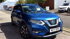 nissan x trail 1 6 dci tekna 5dr xtronic diesel automatic