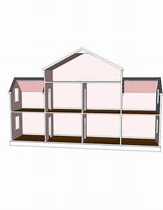 ag doll house plans pin on ag 18 inch doll house furniture decor