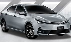 Toyota Corolla Altis 18L Grande Units Recalled By Indus