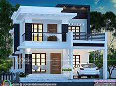 new model house kerala style 65 small two 25 lakhs cost estimated double storied home duplex
