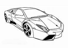 Ausmalbilder Drucken Autos Ausmalbilder Autos Lamborghini 01 Coloriage Voiture De