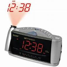Time Projection Dual Alarm Timing Date by Emerson Eme Cks3516c Smartset Dual Alarm Clock Radio With