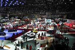 The 5 Best Motor Shows To Visit In World  ChipsAway