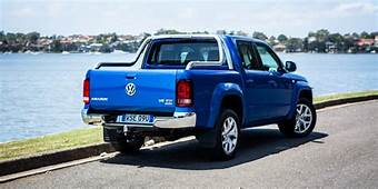 2017 Volkswagen Amarok V6 Ultimate Review  Photos CarAdvice