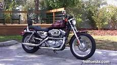 Harley Davidson Sportster Pictures by Used 2000 Harley Davidson Sportster 883 Hugger Motorcycles