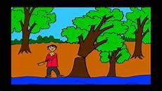 Animasi Quot Pohon Sial Quot
