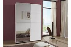 armoire miroir porte coulissante 135 cm pour chambre adulte