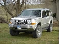 tell me it s a bad idea jeep commander adventure rider