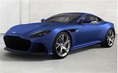 Aston Martin Dbs Superleggera Configurator Goes