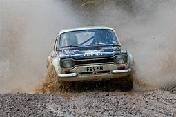 Ford Escort RS1600  Slowly Sideways UK