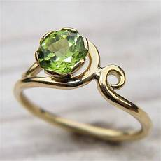 do try some peridot engagement rings when looking for some novelty in your engagement unique
