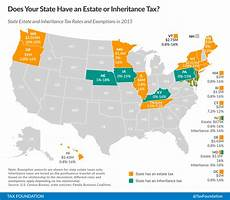 Missouri State Tax Chart 2015 Does Your State Have An Estate Or Inheritance Tax Tax