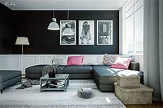 Black And Living Room Design black living rooms ideas inspiration