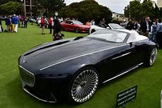 Vision Mercedes Maybach 6 Cabriolet Design Photo
