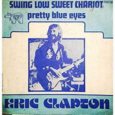 eric clapton swing low sweet chariot swing low sweet chariot by eric clapton sp with lamjalil