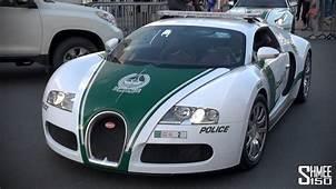 Bugatti Veyron Joins The Dubai Police Supercar Fleet  YouTube