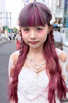 harajuku style hair manapyon ririan in harajuku w vintage fashion