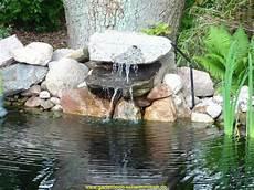teich bachlauf selber bauen garten wasserfall selber bauen bachlauf fr gartenteich
