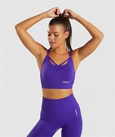 Gymshark Female Fitness | gymshark energy seamless sports bra indigo in 2020