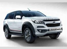 Chevrolet Philippines Rises with the Trailblazer Phoenix