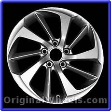 oem 2016 acura ilx rims used factory wheels from