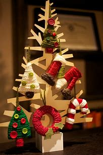 Image result for clip art diy christmas trees