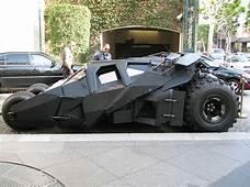 Batmobile Tumbler Dark Knight Batman Begins  Car