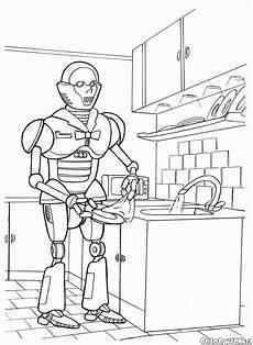 Malvorlagen Roboter Java Malvorlagen Roboter